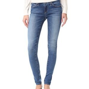AG Legging Ankle Jeans. Size 24. NWT. Retail $188